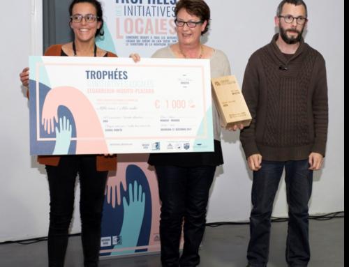 Trophées Elgarrekin-Mugitu-Plazara : 5 initiatives remportent un prix distribué pour moitié en eusko !