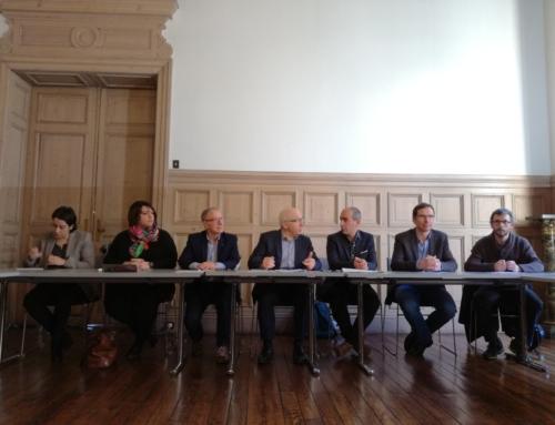 Très large soutien des élus du Pays Basque à l'Eusko et à la Ville de Bayonne