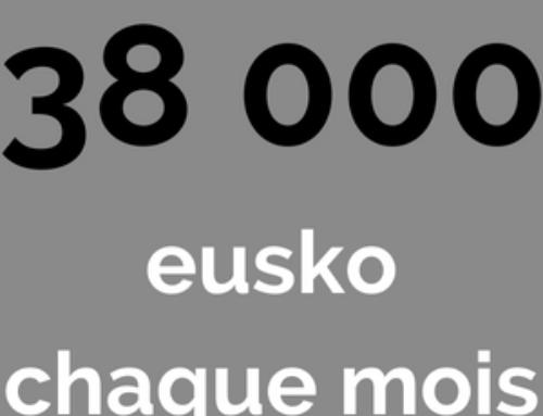 Le chiffre de la semaine : 38000