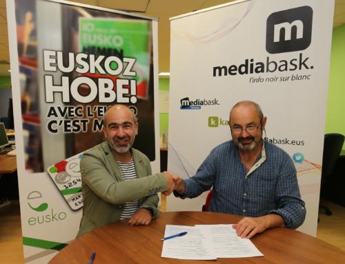 Mediabask, le média 100 % local