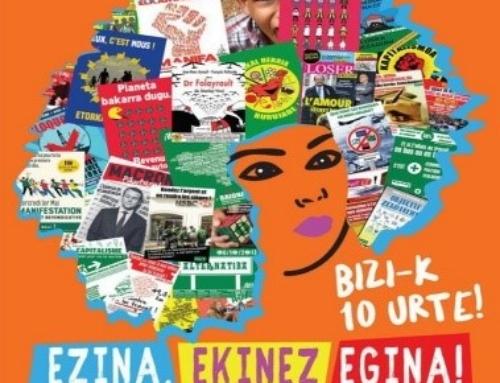 L'Eusko samedi aux 10 ans de Bizi!