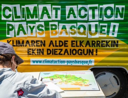 L'Eusko et le Plan Climat