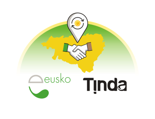 Aidez-nous à décrocher 50 000€ pour l'Eusko et la Tinda !