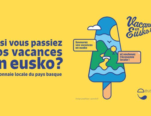 Vacances en eusko, pour un tourisme participatif !