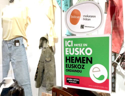 Bai Euskarari et l'Eusko unis pour faire vivre l'euskara !