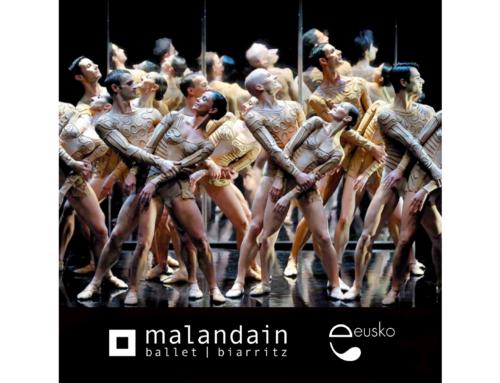 Le Malandain Ballet Biarritz rejoint le réseau Eusko !