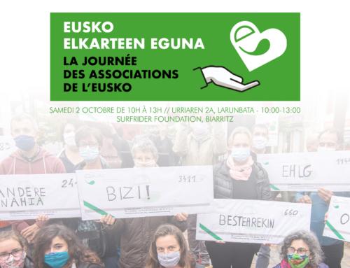Et si l'Eusko aidait à financer votre association ?