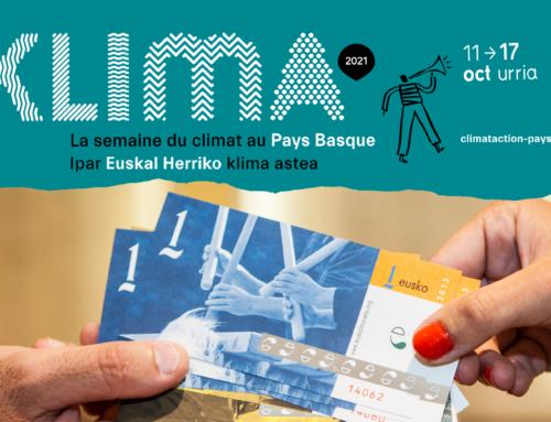 L'Eusko mobilisée pour la Semaine du Climat avec la Communauté Pays Basque